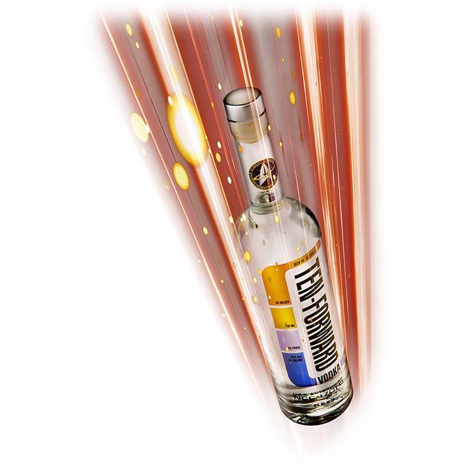 Star Trek Ten Forward Vodka