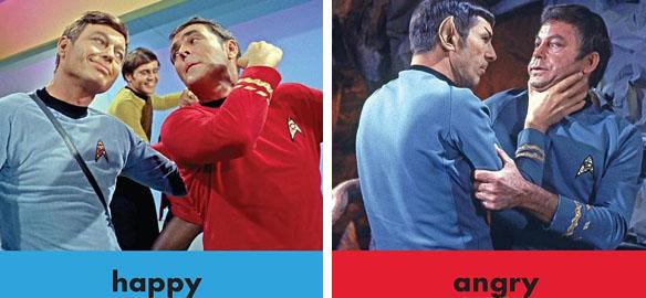 Star Trek The Book of Opposites