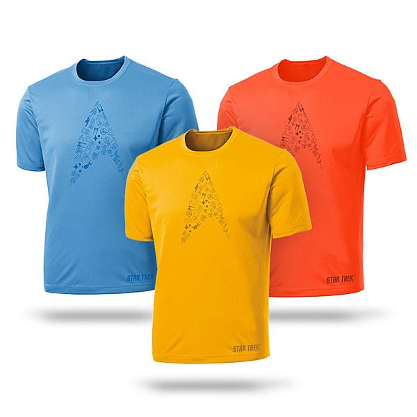 Star Trek The Cadet Running Shirt