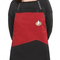 Star Trek The Next Generation Operations Apron
