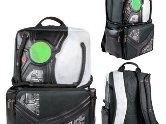 Star Trek The Next Generation Borg Backpack