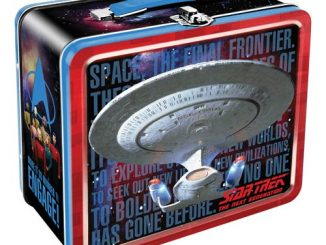 Star Trek The Next Generation Enterprise Lunch Box