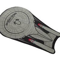 Star Trek The Next Generation Enterprise Rug
