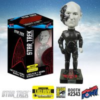 Star Trek The Next Generation Locutus of Borg Bobble Head