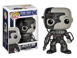 Star Trek The Next Generation Locutus of Borg Pop! Vinyl Figure