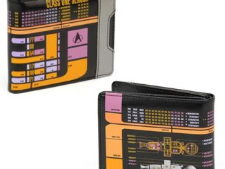 Star Trek The Next Generation PADD Mens Wallet