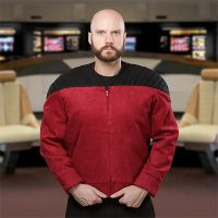 Star Trek The Next Generation Picards Jacket