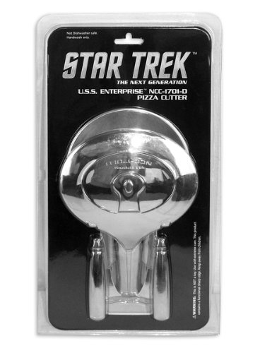 Star Trek The Next Generation Pizza Cutter Enterprise NCC-1701-D