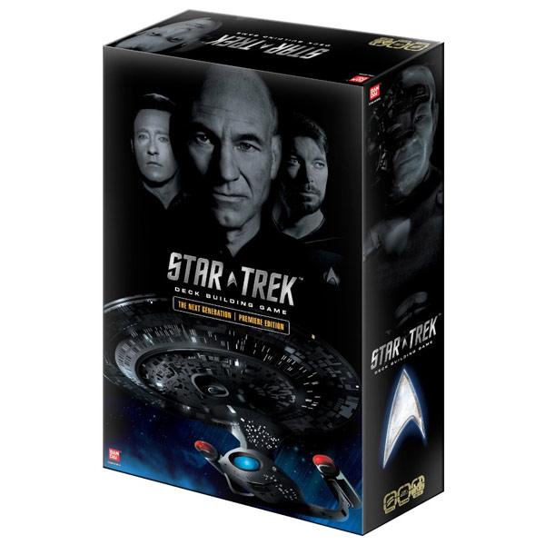 Star Trek The Next Generation Premier Edition Deck Building Game