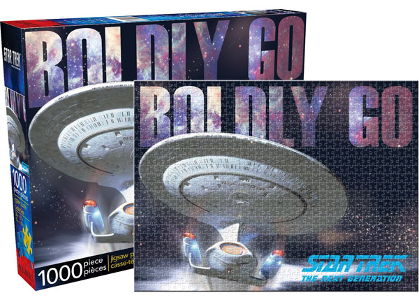 Star Trek The Next Generation Puzzle
