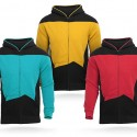 Star Trek The Next Generation Uniform Hoodie