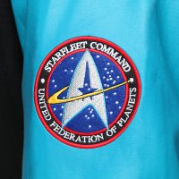Star Trek The Next Generation Varsity Hoodie