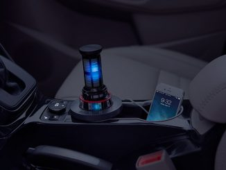 Star Trek The Next Generation Warp Core USB Car Charger