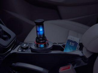 Star Trek The Next Generation Warp Core USB Car Charger