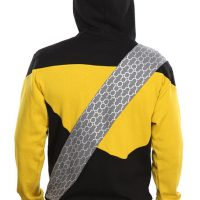 Star Trek The Next Generation Worf Costume Hoodie