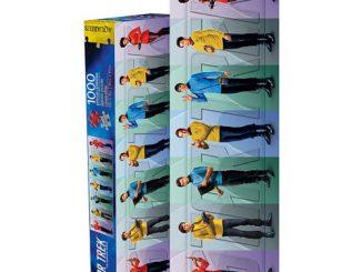 Star Trek The Original Series Cast 1,000-Piece Slim Puzzle