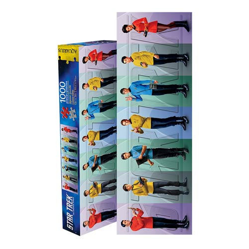Star Trek The Original Series Cast 1,000-Piece Slim Puzzle