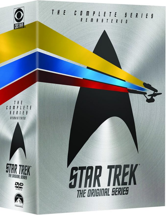 Star Trek The Original Series Complete Series DVD