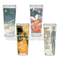 Star Trek The Original Series Fine Art Shot Glasses Set 2