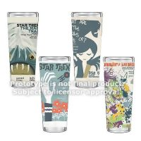 Star Trek The Original Series Fine Art Shot Glasses Set 4