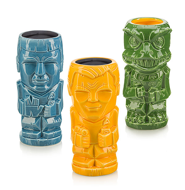 Star Trek The Original Series Geeki Tikis