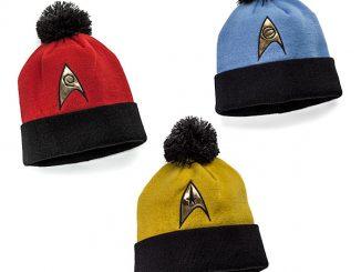 Star Trek The Original Series Knit Hat