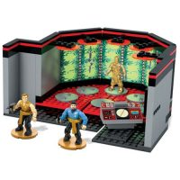 Star Trek The Original Series Mega Bloks Transporter Room Playset