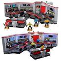 Star Trek The Original Series Mega Bloks U.S.S. Enterprise Bridge Playset