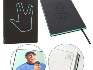 Star Trek The Original Series Spock Journal