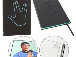 Star Trek The Original Series Spock Journal