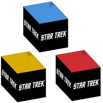 Star Trek The Original Series Sticky Notes