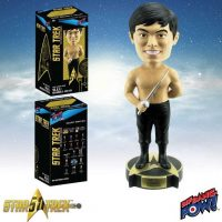 Star Trek The Original Series The Naked Time Sulu Deluxe Bobble Head
