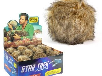 Star Trek The Original Series Tribble Catnip Toy