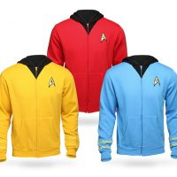 Star Trek The Original Series Uniform Hoodie