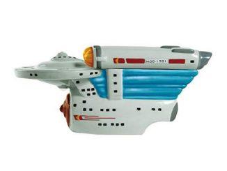 Star Trek The Original Series Warp Drive Cookie Jar