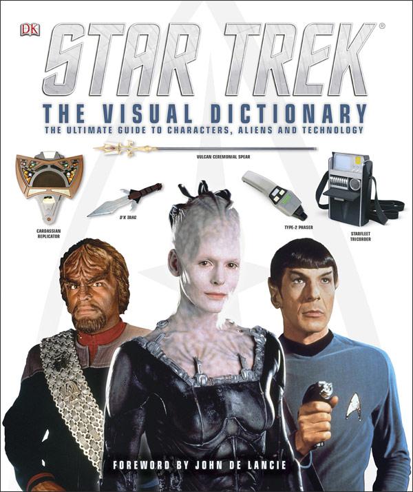 Star Trek The Visual Dictionary Book