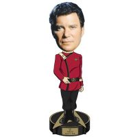 Star Trek The Wrath of Khan Kirk Bobble Head