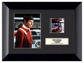 Star Trek The Wrath of Khan Special Edition Mini Cell