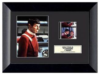 Star Trek The Wrath of Khan Special Edition Mini Cell