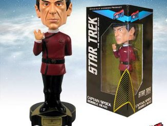 Star Trek The Wrath of Khan Spock Bobble Head