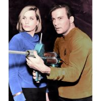 Star Trek To Boldly Go Rare Photos from the TOS Soundstage - Season One 1