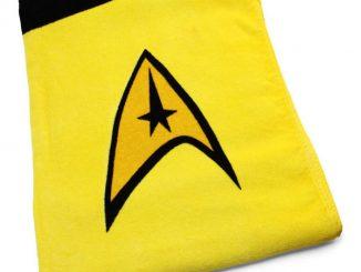 Star Trek Towels