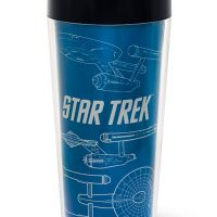 Star Trek Travel Mug 16oz