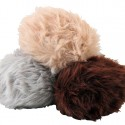 Star Trek Triple Tribble Plush Replica with Sound Set