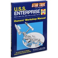 Star Trek U.S.S. Enterprise Haynes Manual