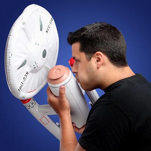 Star Trek USS Enterprise Inflatable Toy