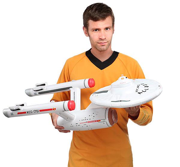 Star Trek USS Enterprise Inflatable