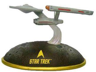 Star Trek USS Enterprise Lighted Mini Statue