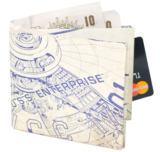 Star Trek USS Enterprise Mighty Wallet