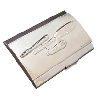 Star Trek USS Enterprise NCC-1701 Business Card Holder